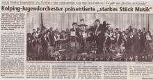 Jahreskonzert 1998 - WR